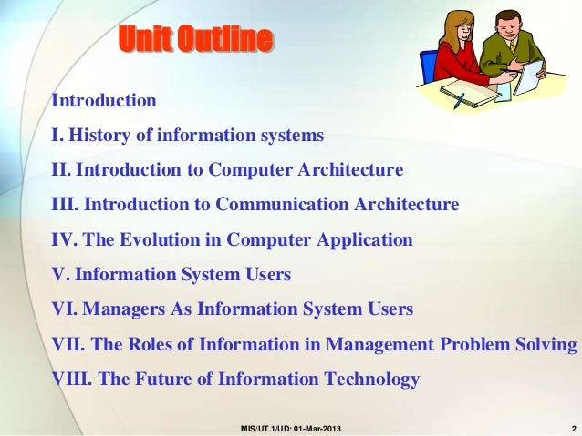 the history and application of information systems Curriculum the information systems major is offered only as a bachelor of science (bs) degree in addition to major requirements outlined below, all information systems students must fulfill the general education requirements for the dietrich college of humanities and social sciences.