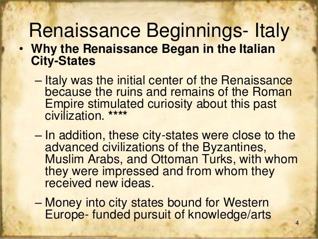 why the renaissance was an important period in the culture and society of western europe These 3 characteristics of renaissance art that truly  the renaissance period was dominating and  characteristics of renaissance.
