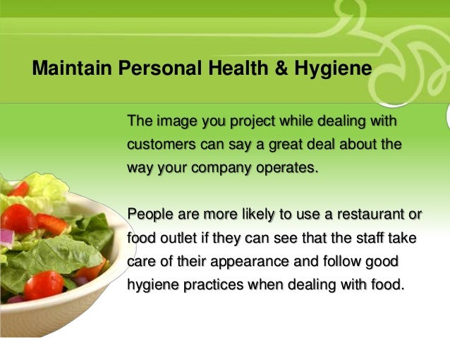 maintain personal hygiene essay 11 explain why personal hygiene is important it is important to have good personal hygiene because people feel better if they are clean and of good appearance if a.
