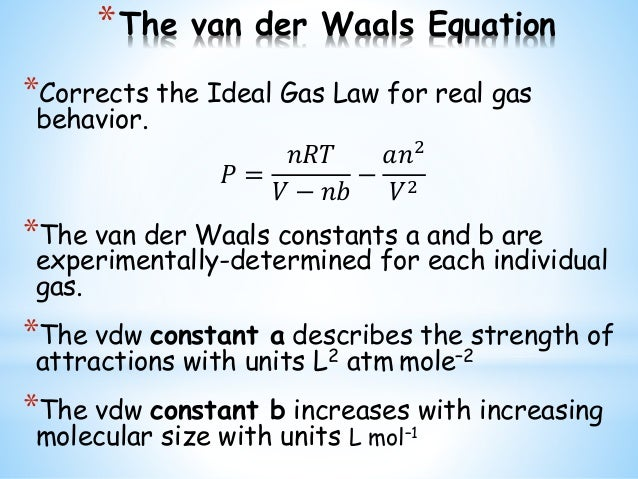 Ideal Gas Law Us Units