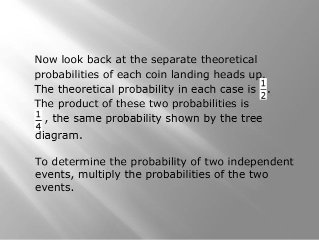 Unit 11 3 Probability Of Multiple Events