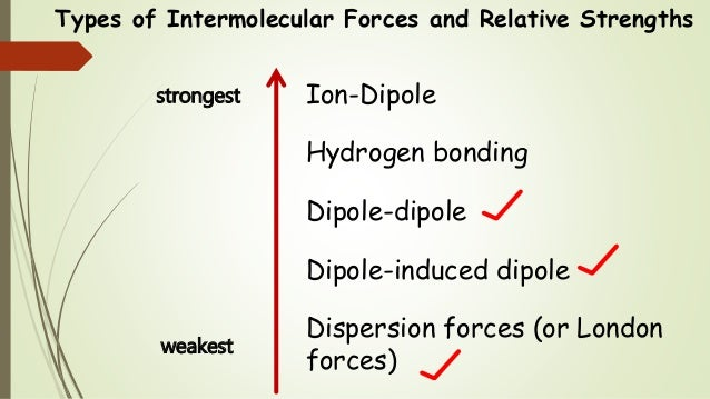 Chem 2 Intermolecular Forces Amp Phases Of Matter Ii