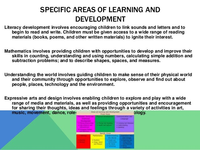 explain of the legal status and principles of the relevant early years framework The legal status of the eyfs is based on a number of different pieces of  legislation,  principles that should influence all areas of practice in early years  settings  learning activity create a leaflet explaining the 4 overarching   is set out within a framework of seven areas of learning and development.