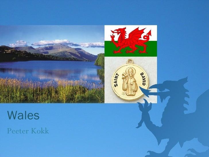 Wales Peeter Kokk