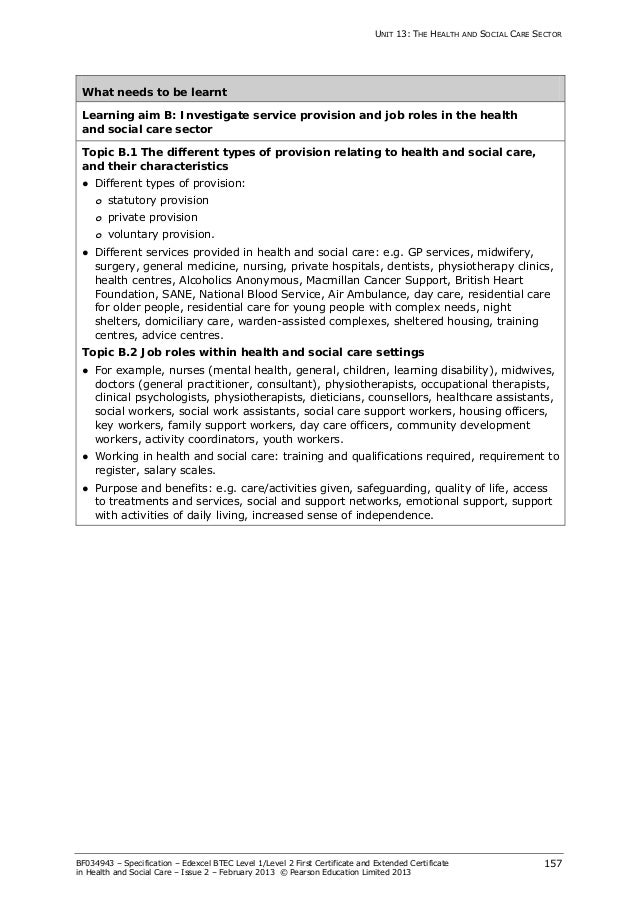 unit 13 qcf personal and professional Manage own professional development within an organisation   this booklet  contains a copy of the qcf units within the  page 13 unit a1: manage  personal development this unit will ensure that learners can identify and assess .