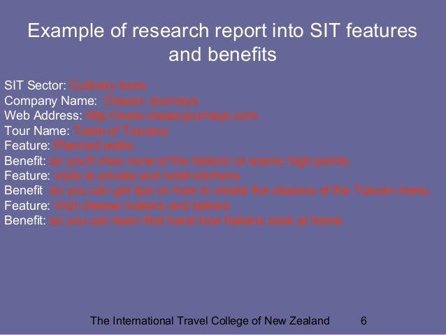 Motivation Factors in Dark Tourism