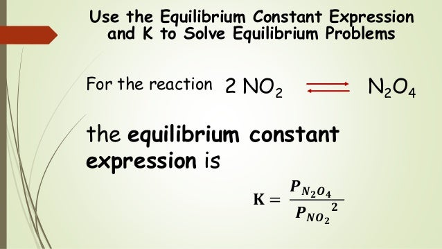 Chem 2 - Chemical Equilibrium V: ICE Tables and Equilibrium
