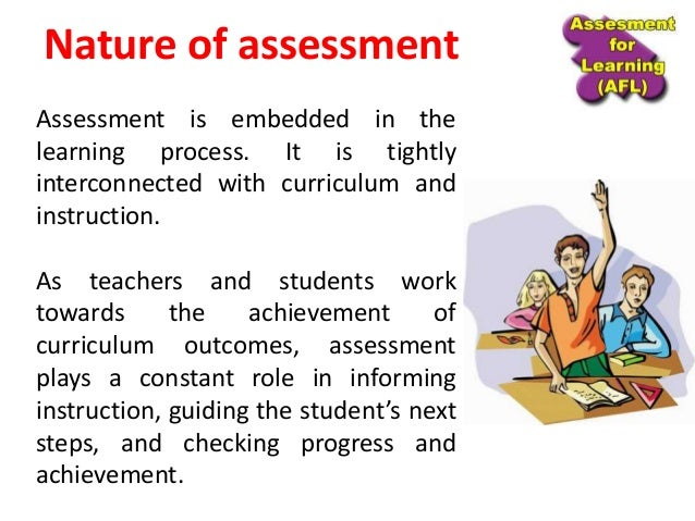 importance of assessment and evaluation in teaching pdf