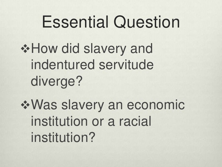 chattel slavery as a institution Definition of chattel slavery – our online dictionary has chattel slavery information from a dictionary of sociology dictionary encyclopediacom: english, psychology and medical dictionaries.