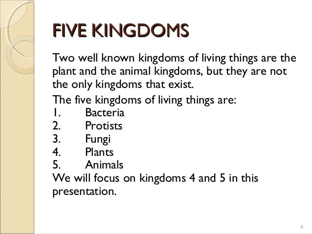biodiversity of the animal kingdom Biodiversity of life on earth  while animal cells do not have cell walls  kingdom plantae: is made up of autotrophic organisms.