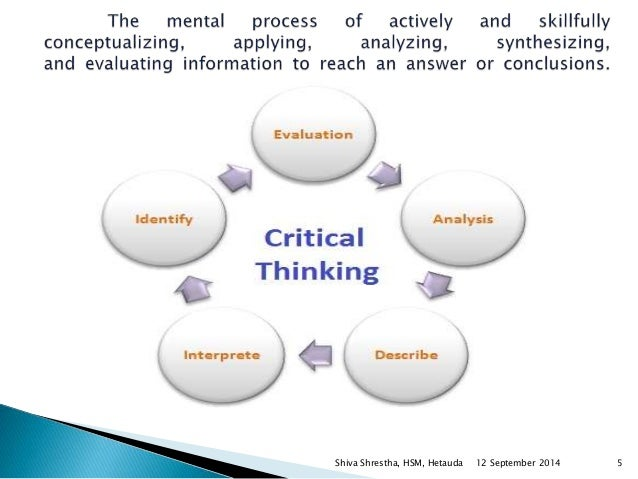 Critical thinking sociology a level revision notes