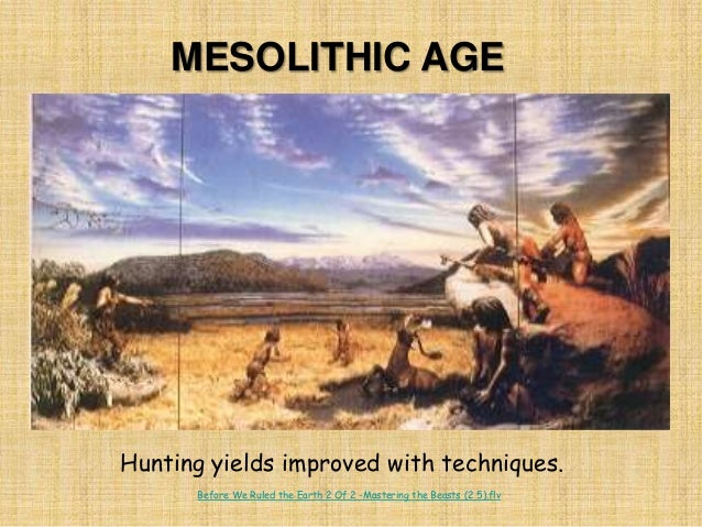 paleolithic age and neolithic revolution Paleolithic vs neolithic - part 2 - history essay example paleolithic and neolithic age the paleolithic age to the neolithic.