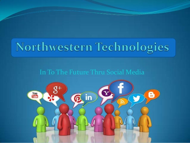 In To The Future Thru Social Media