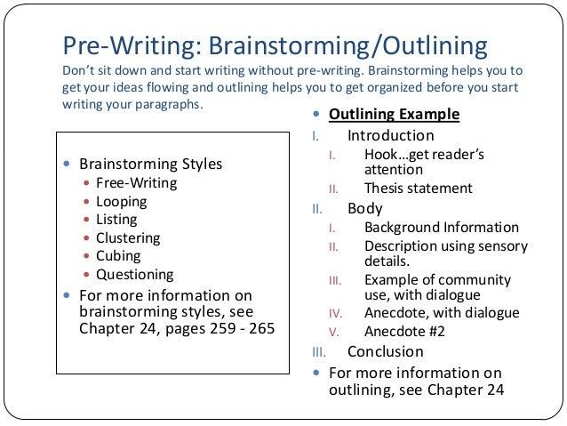 Buy pre written essays