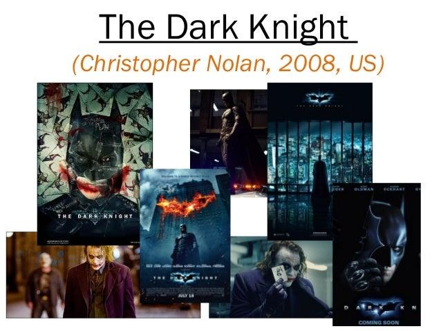 The Dark Knight (Christopher Nolan, 2008, US)