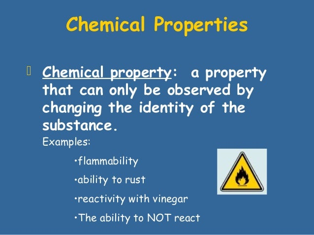 unit 1 matter and physical chemical changes notes