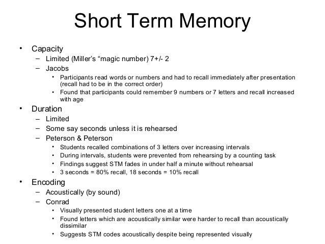 Memory Boosting Herbal Supplements