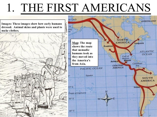 Unit 1 - First Americans