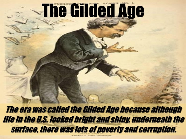 american history gilded age Hy 1120, american history ii 1 course description explores the social, political, and economic history of the united states from the advent of the gilded age to the early 21st century course material(s) no physical textbook is required resources are integrated within the course.