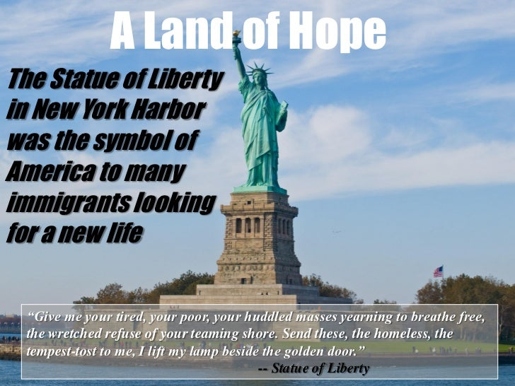 the massive waves of immigration in the united states and the fear of immigration The united states is in the midst of its fourth and largest wave of immigration   upon to channel feelings of fear and resentment vis-à-vis community transition   across the country, communities both large and small are expressing a need for.