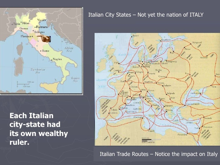 Renaissance reformation powerpoint city state populations 7 sciox Image collections