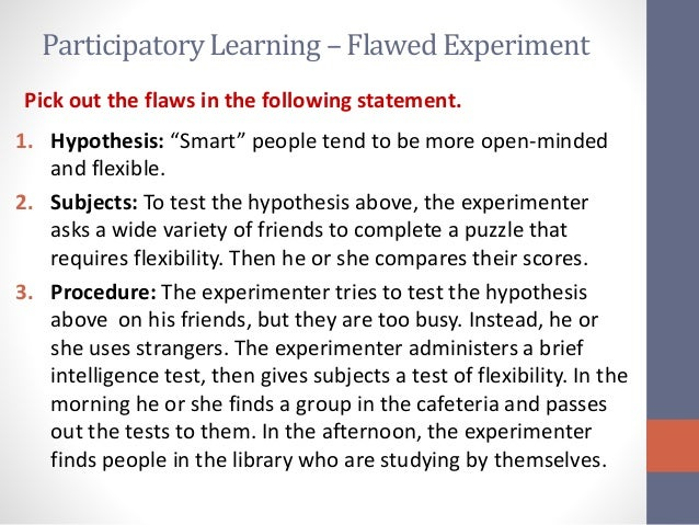 flaws of the hawthorne effect Mitting historical knowledge, textbook material about the hawthorne studies contributes to hawthorne effect differences across textbooks of this type are to be expect- ed however, it is of concern when information about the hawthorne studies the hawthorne defect: persistence of a flawed theory 2.