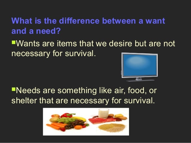 Economics : Unit 1 scarcity & choice
