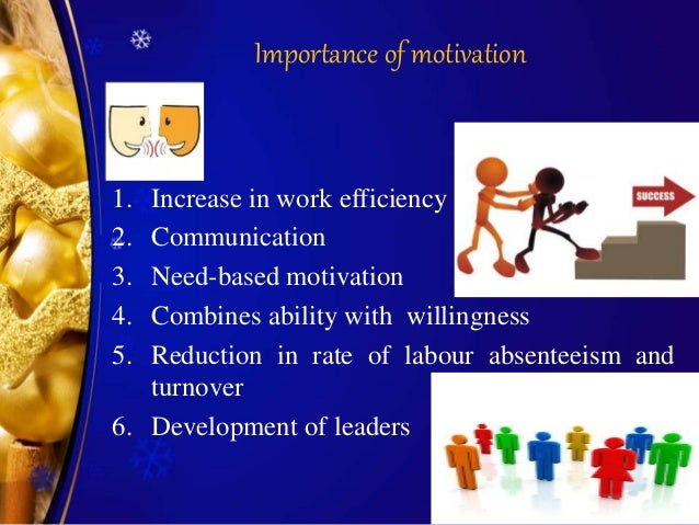 discuss evolution of motivation Must understand several basic assumptions when discuss about the theories of motivation and methods which managers create motivation between their stuffs: 1 motivation is a good thing, have you ever heard that anyone praised something which didn't create any motivation.