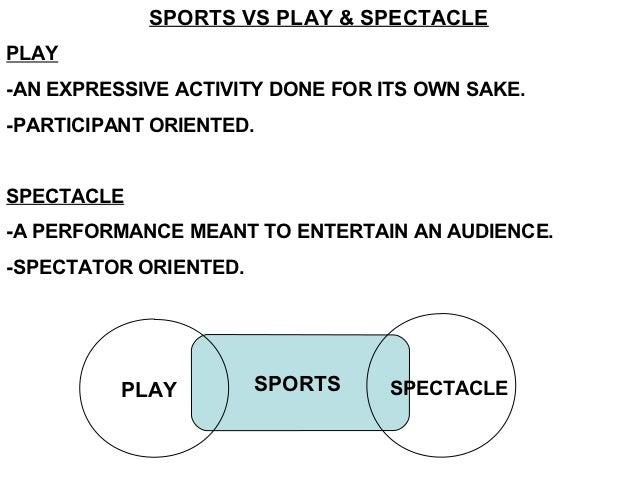 Sociology of sport baseball