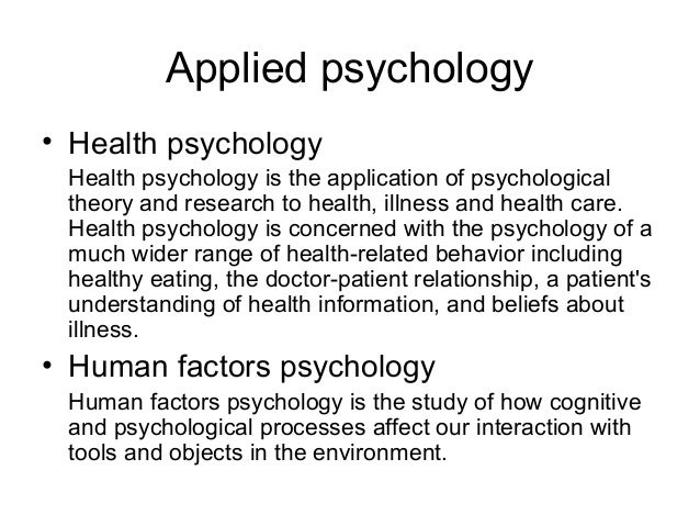 A discussion on the certainity regarding the field of psychology