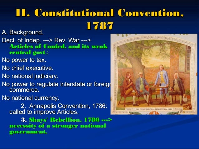 are constitutional conventions necessary