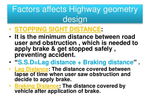 Vehicle stopping distances: what affects them and how do you calculate them?