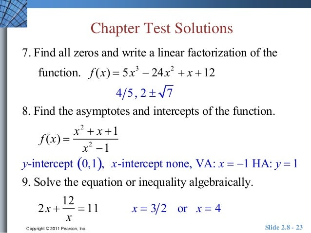 write a linear factorization of the function calculator
