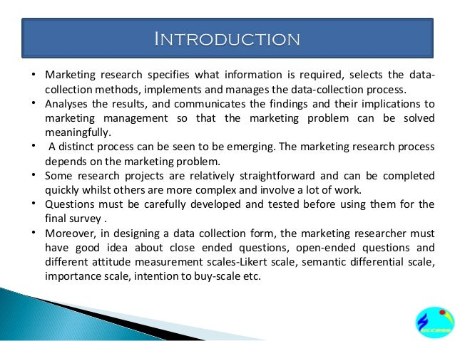 marketing study notes