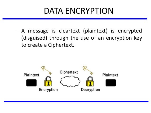 Survival Guide - Encryption, Authentication