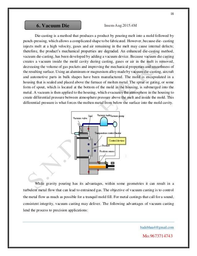Process pdf casting