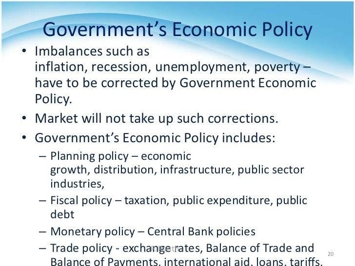 ECONOMIC POLICY DEFINITION EPUB