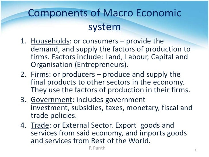 The Economic Role of Capital