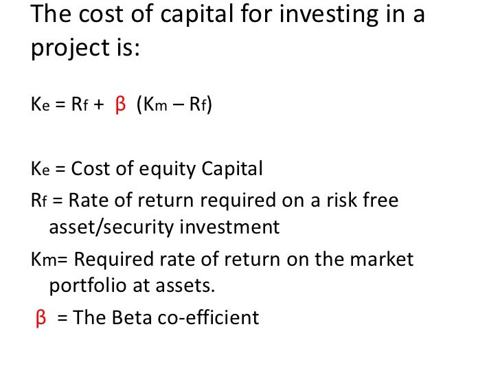 midland cost and equity market risk The cost of debt is 66% while the cost of equity is 1123% for midland therefore, the wacc is 816% based on the estimate of 422% leverage and tax rate of 40% actual leverage different from target if the actual leverage ratio is lower than 422%,wacc for midland will increase.