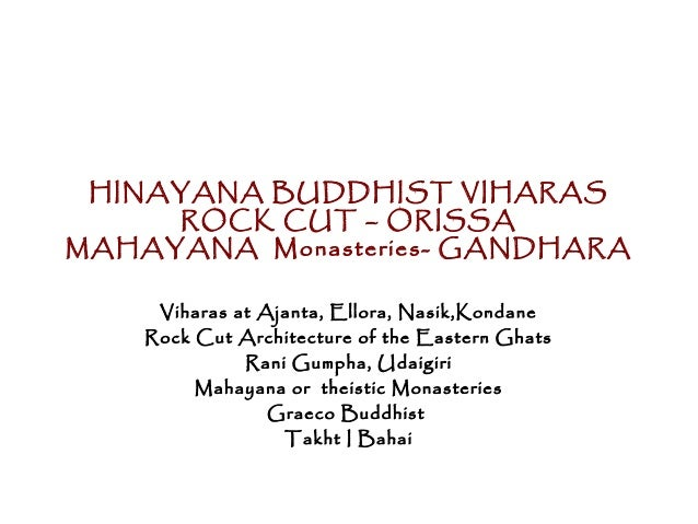 theravada and mahayana buddhism differences