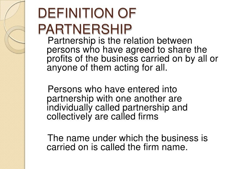 implied authority of partners partnership act 1932
