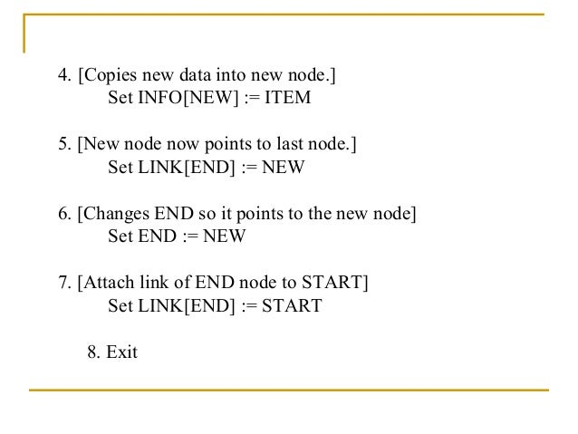Unit 2 Linked List And Queues