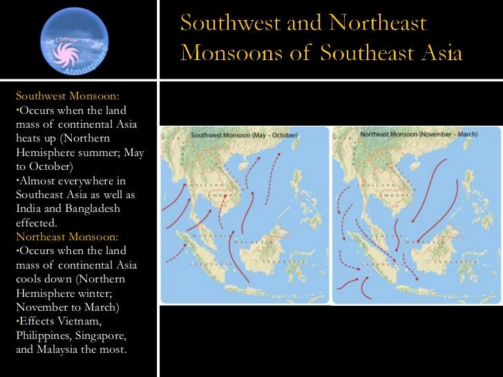 southern asian monsoons a meteorological study essay Find information about climate of india,  southern assam,  dry, and dense central asian air masses.