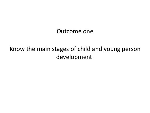 201 child and young person development Person the review has  young people in care/from a care background  management at the front line to support the development of professional confidence.
