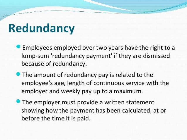 How To Write A Letter To Employer For Voluntary Redundancy?