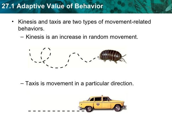 Unit 27 Behavioral Biology