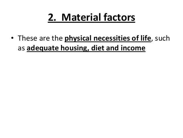 material deprivation can effect educational achievement What is material deprivation harker (2006) looks at the links between poor overcrowded housing on educational achievement she found numerous negative effects:-less space to play-less space to study poor nutrition affects health.
