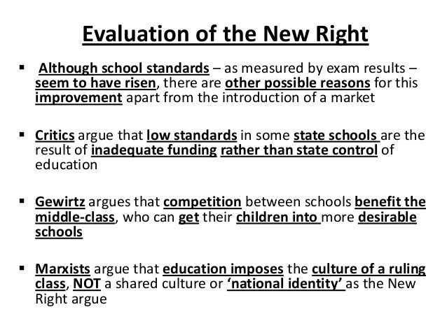 assess the functionalist view of education Below i will analyse and evaluate four specific 'functions' or roles which schools  perform according to functionalist theory, ultimately arguing.
