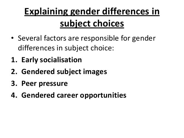 sociology gender education Provides a forum for studies in the sociology of education and human social development and publishes research that examines how social institutions and i.