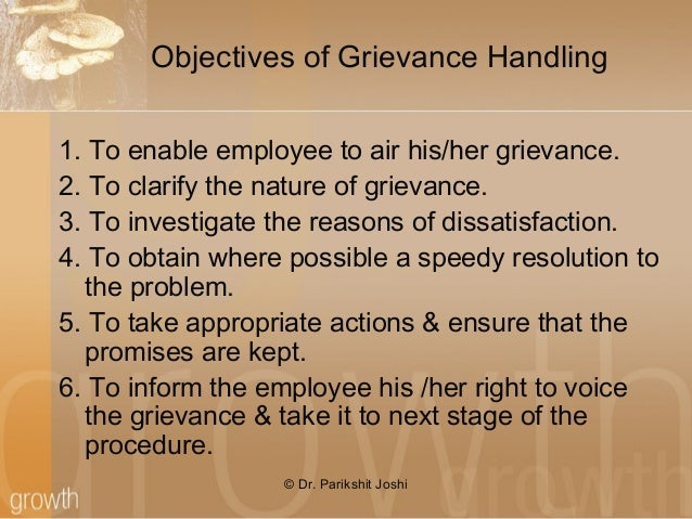 review of literature on grievance redressal Addressing the citizen's grievance is one of the key areas of focus for effective governance the citizen call center at thiruvananthapuram provides information relating to common citizens transaction.